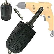 JTENG Mandrino Autoserrante 2-13mm Heavy Duty Keyless Drill Chuck Trapano