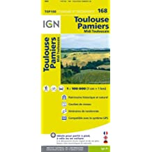 Toulouse / Pampiers ign (Ign Map)