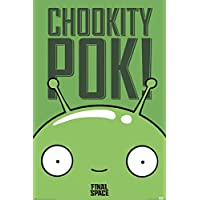 Final Space Poster MOONCAKE CHOOKITY POK, No Laminado, 61X91,5