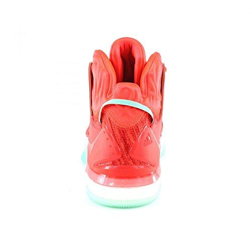 adidas Rose 7 Primeknit, Scarpe da Basket Uomo Arancione
