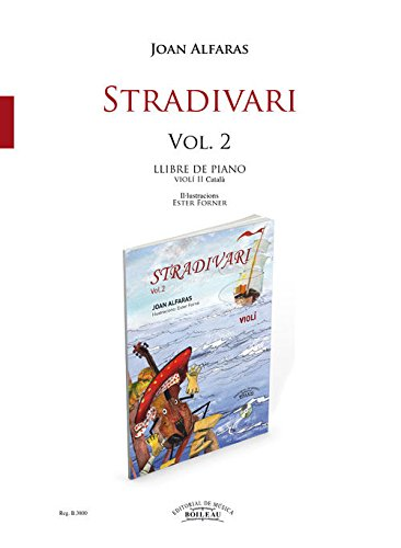 Stradivari Violí i piano (acomp.) vol. 2 (Català) - B.3800: 6