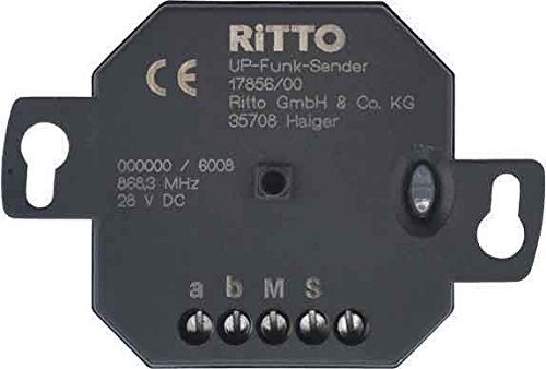 Ritto 1785600 UP-Funksender