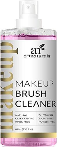 ArtNaturals Make-up Pinsel Reiniger - (8 Fl Oz / 236ml) - Kosmetik Pinsel Brush Cleaner Spray - Schminkwerkzeug Pflege und Reinigung - Desinfizierend