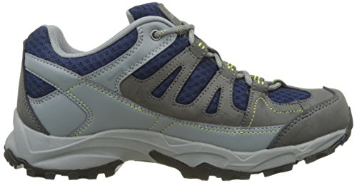 Lafuma Laftrack Clim, Chaussures de Randonnée Basses Mixte Adulte Gris (Dark Shadow/Insigna Blue)