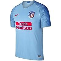 Nike - Atletico Madrid 2ª Camiseta 18/19 Color: Celeste Talla: L