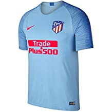 Nike - Atletico Madrid 2ª Camiseta 18/19 Color: Celeste Talla: M