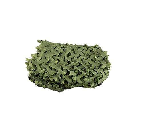 Tarnnetz Schutznetz Reines Grünes Tarnnetz Für Militär Wüste Kampierende Jagd-Schatten-Halloween-Dekoration, Größe Wahlweise Freigestellt Geeignet für studentische Ferienlager ( größe : 4m*6m )