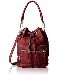 Liebeskind Berlin Damen Shibata Double Rucksackhandtaschen, 38x38x13 cm
