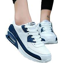 24deff2a98e52 Beikoard-scarpa Uomo Scarpe da Running da Uomo Casual a Punta Rotonda  Sneakers Antiscivolo Traspiranti