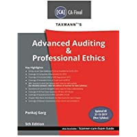 Advanced Auditing & Professional Ethics CA Final New Syllabus Latest Edition By Pankaj Garg Applicable for May. 2020 Exam & Onwards