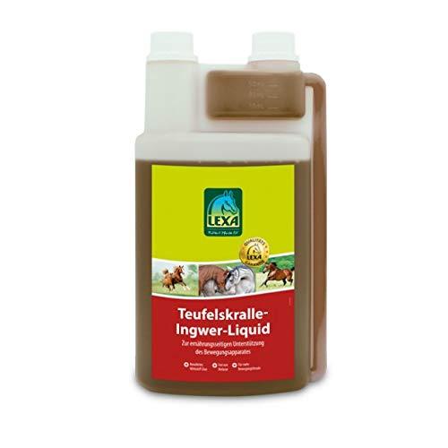 Lexa Teufelskralle-Ingwer-Liquid 1 ltr.