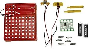 Bresser 9660100Experimentación Juego electrónico Detector de Movimiento