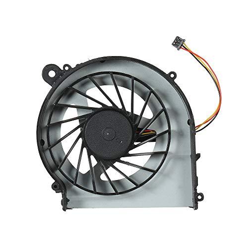 Docooler Refroidisseur de Ventilateur CPU pour PC Portable HP G4 G6 G7 3 Broches 3 Fils