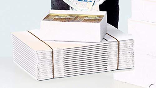 Pressel Versandkarton, DL, Wellp, i: 305x215x100mm, weiß