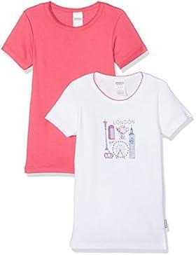 Absorba 6K66016-RA, Camiseta Para Niñas, Pack de 2