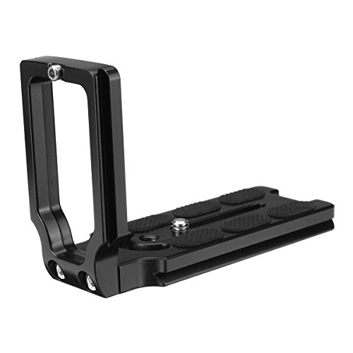 Werse Mpu-105 L Form Schnellwechselplatte Halterung Für Canon Für Nikon Alle Kameras Mit Ein-Viertel-Schraube (Nikon Belichtungsmesser,)