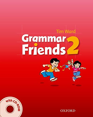 Grammar Friends 2: Grammar friends. Student's book. Livello 2. Per la Scuola elementare. Con CD-ROM