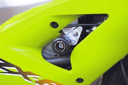 Satz GSG Moto Sturzpads Kawasaki ZX-6R / 636 ZX636B 03-04 (04 Kawasaki Zx636)