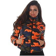 promo code b6dd1 e3666 Amazon.it: piumino 100 grammi donna - Arancione
