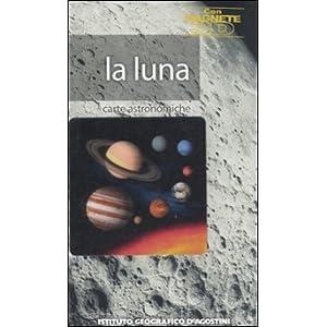 La luna. Con gadget