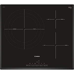 Bosch PID651FC3E – Placa / Integrado (Cerámico, Negro, 1400 W, 14,5 cm)