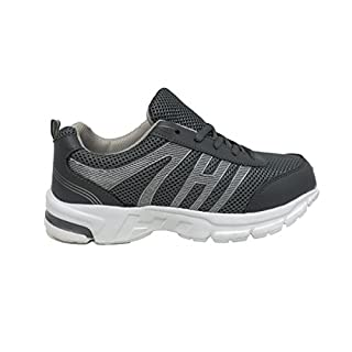 AXA Scarpe Uomo Sneakers in Tela Grigia 78046A Grigio