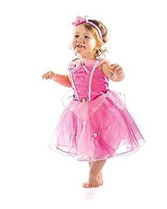 Disney Baby DCPRSB06 - princesa Dress, La Bella Durmiente, rosa
