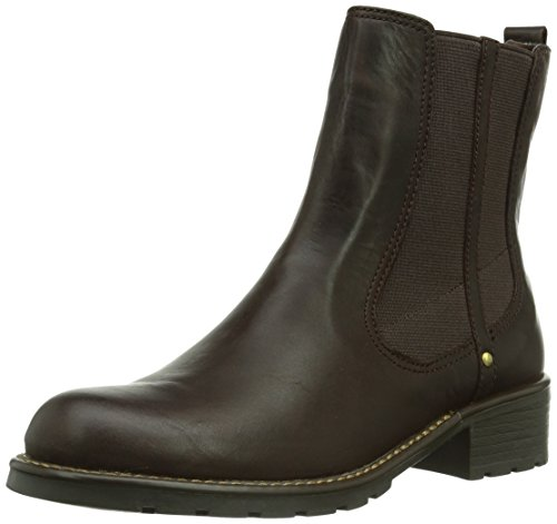 Clarks Orinoco Club, Women's Boots, Red (burgundy Leather), 6 UK, 39.5 EU