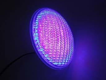led schwimmbad pool beleuchtung lampe par56 315 led rgb wellness mit fernbedienung. Black Bedroom Furniture Sets. Home Design Ideas
