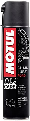 Motul 102981 C2 Chain Lube for bikes (400 ml)