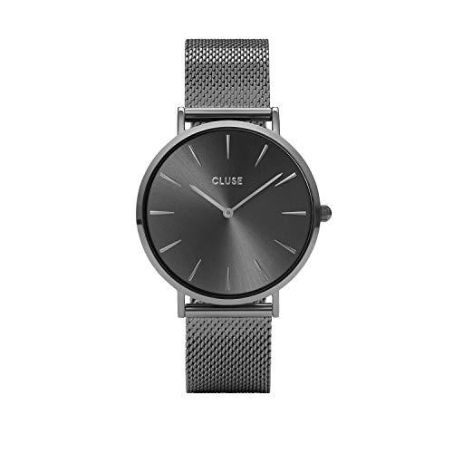 Cluse orologio analogico quarzo donna con cinturino in acciaio inox cl18121
