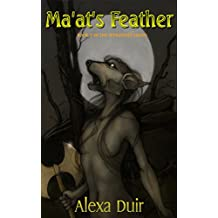 Ma'at's Feather: Wyrdwolf book 7