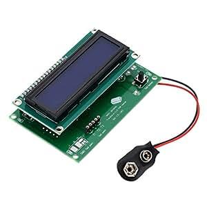 Transistor Tester Capacitance Resistor ESR Meter Inductance Detector TS-M8N