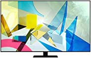 Samsung QA85Q80TAUXZN 85 inches QLED 4K Flat Smart TV - Q80T (2020)