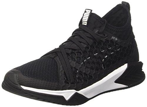 Puma Ignite XT Netfit Scarpe Sportive Indoor Donna Nero Black Whi