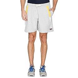 Fila Mens 3 Pocket Slub Shorts (204029802_Grey_36)