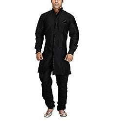 Royal Mens Jodhpuri Silk Blend Sherwani