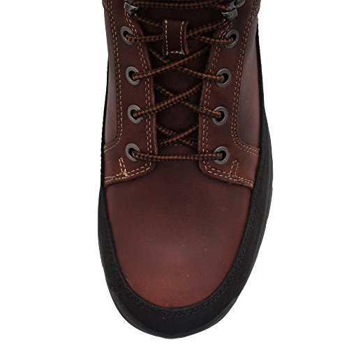 Hunter Balmoral Lace Up Bottes Waxed Tan