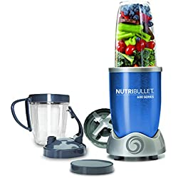 NutriBullet NBR-0928-B - Extractor de nutrientes en color azul