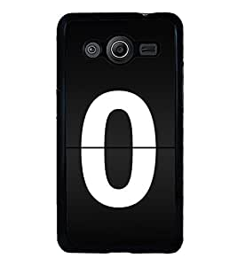 Printvisa Ultra No 0 2D Hard Polycarbonate Designer Back Case Cover for Samsung Galaxy Core 2...