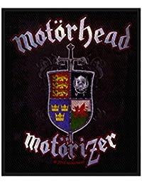 Motörhead parche–Motörizer Patch–tejida & licencia oficial.