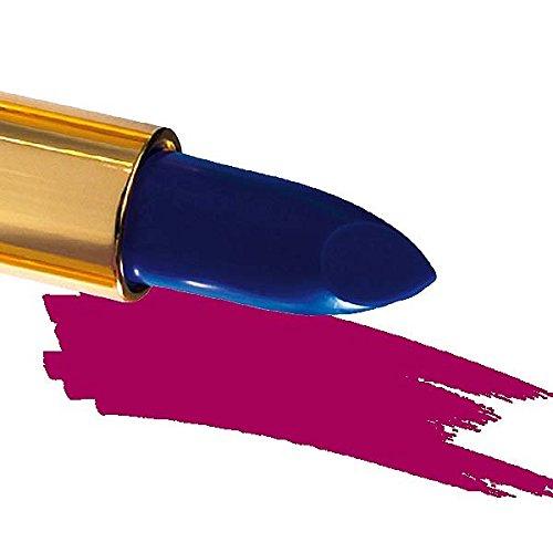 Ikos La pensée Rouge à lévres bleu/aubergine