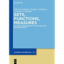 Fundamentals of Functions and Measure Theory: Volume 2 (De Gruyter Studies in Mathematics)
