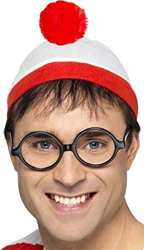 Ou Est Kostüm Charlie (Set mit Hut und Sonnenbrille, wally)