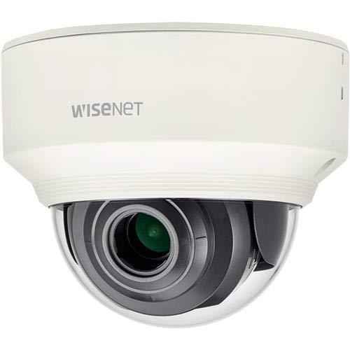 Hanwha Techwin XND-L6080V Vandalenkamera für den Innenbereich, mit 3,2-10  mm motorisiertem Vari-Fokalobjektiv, wetterfest, IP66