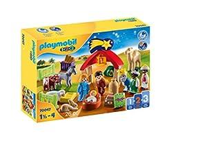Playmobil- 1.2.3 Mi Primer Belén