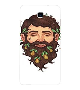 EPICCASE Wild Beard Mobile Back Case Cover For LeEco Letv Le 2 (Designer Case)