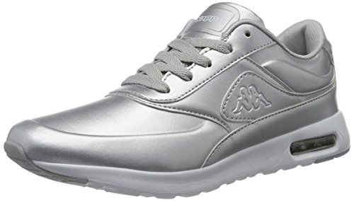 Sneakers, Silver (1510 Silver