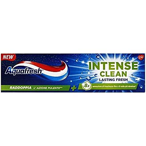 AQUAFRESH Dentifricio INTENSE Clean LASTING Fresh 75 Ml. Prodotti per