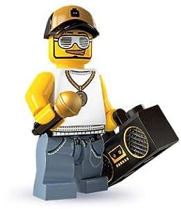 Lego - Mini Figures - Series 3 - Rapper
